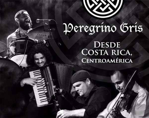 Infominho -  El Centro Cultural Aloia acoge el viernes 21 el concierto de Peregrino Gris - INFOMIÑO - Informacion y noticias del Baixo Miño y Alrededores.