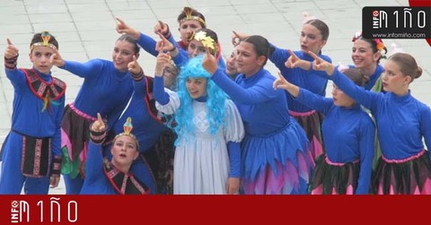Infominho - Especial - Xamaraina vuelve a llenar el Auditorio de San Benito - INFOMIÑO - Informacion y noticias del Baixo Miño y Alrededores.