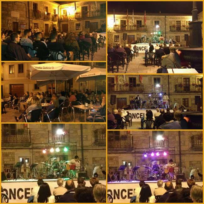 Infominho - Actuación de Sonus de Gaya en A Guarda - INFOMIÑO - Informacion y noticias del Baixo Miño y Alrededores.