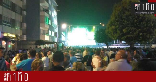 Infominho - Programación Festas do Monte Xoves 10 de agosto - INFOMIÑO - Informacion y noticias del Baixo Miño y Alrededores.