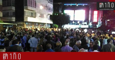 Infominho - Programación Festas do Monte Venres 11 de agosto - INFOMIÑO - Informacion y noticias del Baixo Miño y Alrededores.