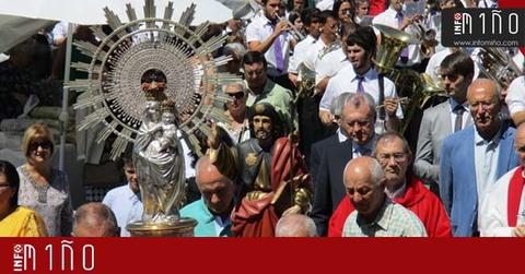 Infominho -  Fiestas en honor a la virgen del Pilar del 20 al 25 de julio en O Rosal - INFOMIÑO - Informacion y noticias del Baixo Miño y Alrededores.