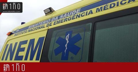 Infominho - Colisión entre dos turismos en Valença causa 4 heridos leves - INFOMIÑO - Informacion y noticias del Baixo Miño y Alrededores.