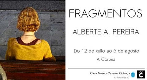 Infominho - El fotografo rosaleiro Alberte Pereira expone en A Coruña - INFOMIÑO - Informacion y noticias del Baixo Miño y Alrededores.