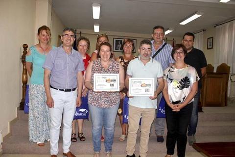 Infominho - A Guarda fai entrega dos premios ós gañadores da última edición da ruta gastronómica –Tapearte- - INFOMIÑO - Informacion y noticias del Baixo Miño y Alrededores.