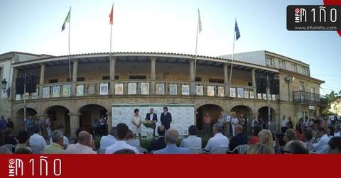 Infominho - Especial - A Feira do Viño do Rosal celebrou o seu 25º aniversario - INFOMIÑO - Informacion y noticias del Baixo Miño y Alrededores.