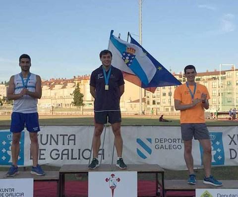Infominho -  Sergio Rodríguez campeón gallego absoluto de 200m y 4ª mejor marca gallega de la historia - INFOMIÑO - Informacion y noticias del Baixo Miño y Alrededores.