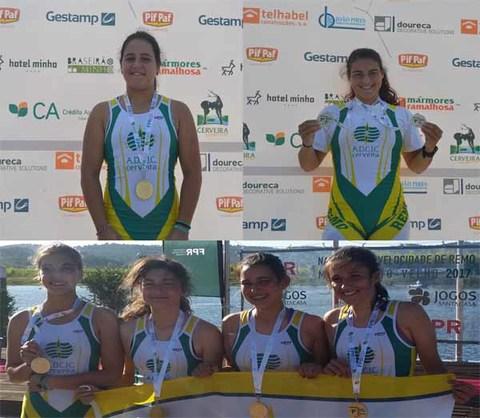 Infominho - ADCJC arrecadou 6 lugares no pódio no Campeonato Nacional de Velocidade - INFOMIÑO - Informacion y noticias del Baixo Miño y Alrededores.