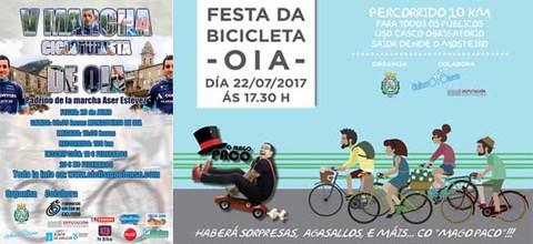 Infominho -  Oia vivirá un intenso fin de semana de ciclismo - INFOMIÑO - Informacion y noticias del Baixo Miño y Alrededores.