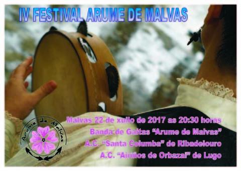 Infominho - Tui acolle este sábado el IV Festival Arume de Malvas - INFOMIÑO - Informacion y noticias del Baixo Miño y Alrededores.
