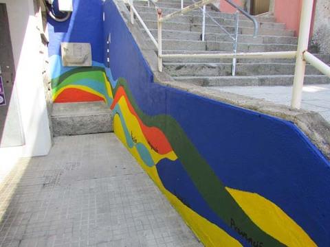 Infominho -  A OMIX do Concello da Guarda organiza un obradoiro mural os días 27 e 28 de xullo - INFOMIÑO - Informacion y noticias del Baixo Miño y Alrededores.