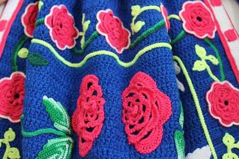 Infominho -  -Crochet Veste com Arte- em Vila Nova de Cerveira - INFOMIÑO - Informacion y noticias del Baixo Miño y Alrededores.