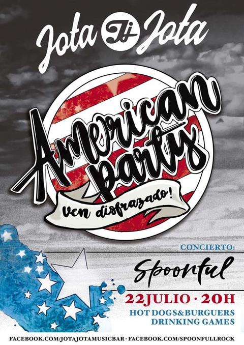 Infominho - Jota Jota en O Rosal celebra este sábado la American Party - INFOMIÑO - Informacion y noticias del Baixo Miño y Alrededores.