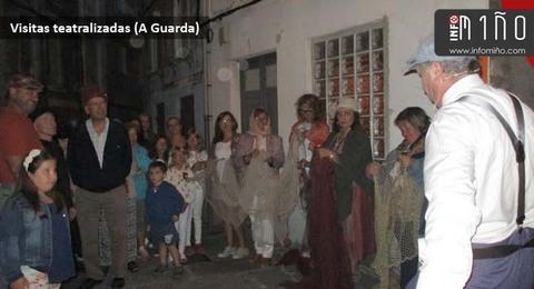 Infominho - As visitas teatralizadas continúan este xoves na Guarda - INFOMIÑO - Informacion y noticias del Baixo Miño y Alrededores.