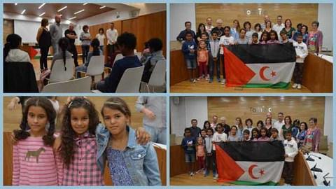 Infominho - Tomiño recibe ás nenas e nenos saharauis que pasan o verán na comarca  - INFOMIÑO - Informacion y noticias del Baixo Miño y Alrededores.
