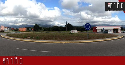 Infominho - A Guarda acondicionará a rotonda de San Roque - INFOMIÑO - Informacion y noticias del Baixo Miño y Alrededores.