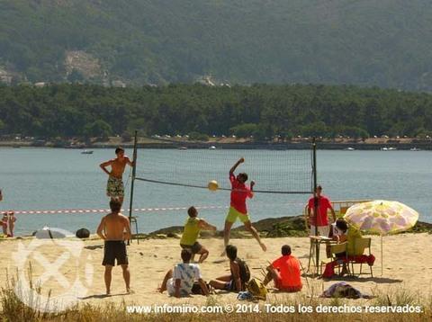 Infominho - As inscricións no Trofeo de Volei Praia da Guarda na categoría amateur estarán abertas ata o venres  - INFOMIÑO - Informacion y noticias del Baixo Miño y Alrededores.