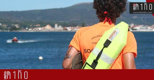 Infominho - O BNG solicita paneis informativos sobre correntes nas praias do río Miño - INFOMIÑO - Informacion y noticias del Baixo Miño y Alrededores.