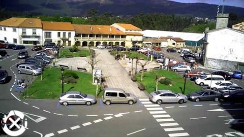 Infominho - A Praza do Calvario do Rosal convértese nun mercado de productos locais todos os sábados de verán - INFOMIÑO - Informacion y noticias del Baixo Miño y Alrededores.