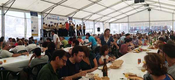 Infominho -  ORPAGU ultima los preparativos de la XIV Festa do Peixe Espada de A Guarda - INFOMIÑO - Informacion y noticias del Baixo Miño y Alrededores.