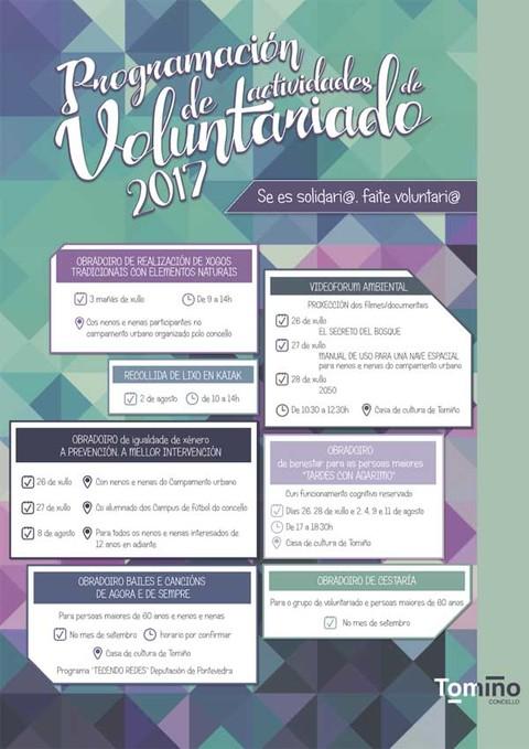 Infominho - O grupo de voluntariado de Tomiño organiza actividades lúdicas e medio ambientais  - INFOMIÑO - Informacion y noticias del Baixo Miño y Alrededores.