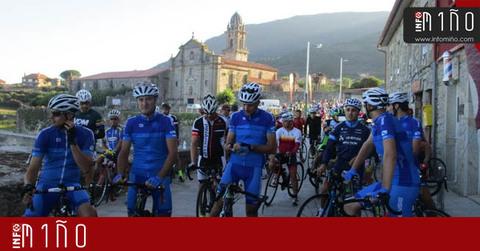 Infominho - Brillante fin de semana para Ciclismo Oiense - INFOMIÑO - Informacion y noticias del Baixo Miño y Alrededores.