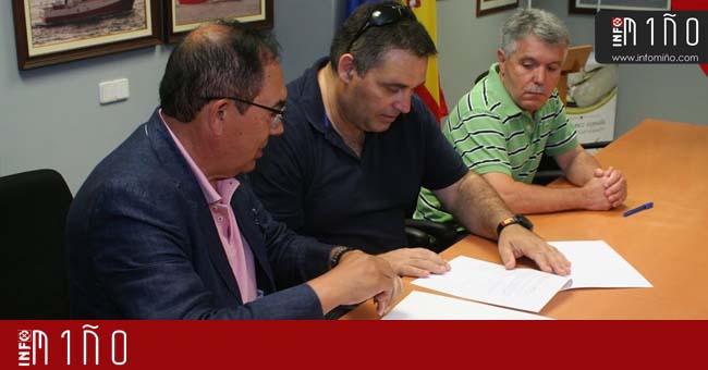 Infominho - Orpagu y Atl. Guardés suscriben un acuerdo para el apoyo del balonmano femenino - INFOMIÑO - Informacion y noticias del Baixo Miño y Alrededores.