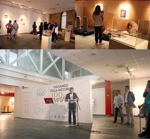 Infominho - Unha exposición repasa os cen anos da historia do Museo Arqueolóxico de Santa Trega - INFOMIÑO - Informacion y noticias del Baixo Miño y Alrededores.