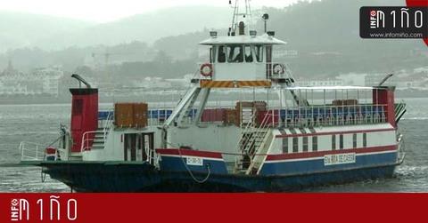 Infominho - Horario semanal do ferry A Guarda – Caminha  do martes 1 ao 6 de agosto - INFOMIÑO - Informacion y noticias del Baixo Miño y Alrededores.