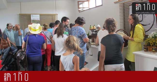 Infominho - Especial - O Rosal acolleu a I Feira do Mirabel - INFOMIÑO - Informacion y noticias del Baixo Miño y Alrededores.