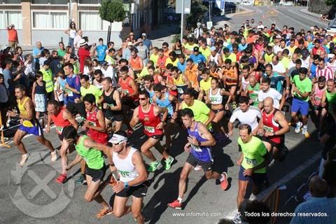 Infominho - 300 participantes se dieron cita en la Carrera Popular Festas do Monte 2017 en A Guarda - INFOMIÑO - Informacion y noticias del Baixo Miño y Alrededores.