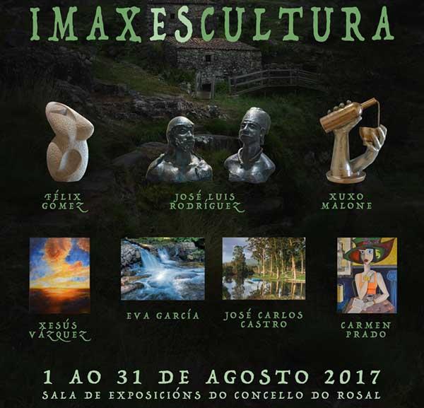 Infominho -  Nova Exposición multidisciplinar durante todo o mes de agosto no Rosal - INFOMIÑO - Informacion y noticias del Baixo Miño y Alrededores.