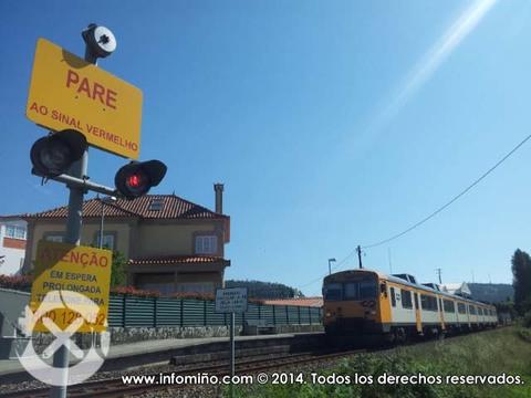 Infominho - Tráxico suceso ferroviario deixa unha persoa falecida en Lovelhe - INFOMIÑO - Informacion y noticias del Baixo Miño y Alrededores.