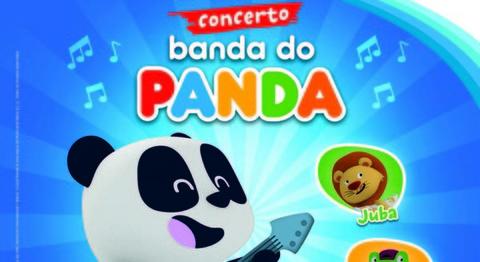 Infominho - A Banda do Panda atua em Vila Nova de Cerveira - INFOMIÑO - Informacion y noticias del Baixo Miño y Alrededores.