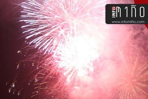 Infominho - Recomendaciones ante la tirada de fuegos de artificio en las Fiestas del Monte en A Guarda - INFOMIÑO - Informacion y noticias del Baixo Miño y Alrededores.