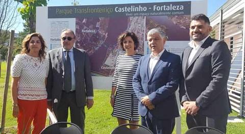 Infominho - A imaxe da nova ponte peonil transfronteiriza entre Tomiño e Vila Nova de Cerveira coñecerase na primavera    - INFOMIÑO - Informacion y noticias del Baixo Miño y Alrededores.