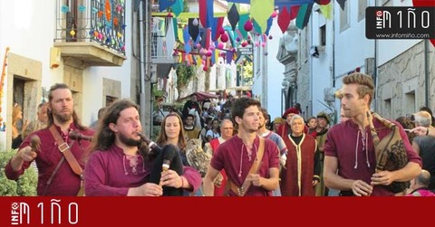 Infominho - Festa da Historia em Vila Nova de Cerveira esta fim de semana - INFOMIÑO - Informacion y noticias del Baixo Miño y Alrededores.