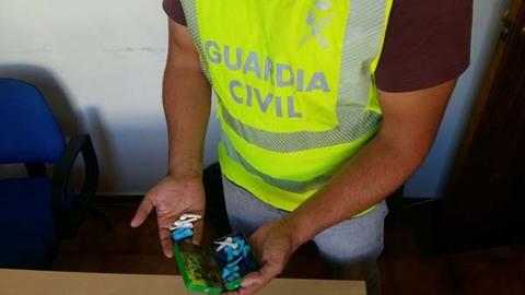 Infominho - La Guardia Civil detiene a una vecina de Tomiño por tráfico de drogas - INFOMIÑO - Informacion y noticias del Baixo Miño y Alrededores.