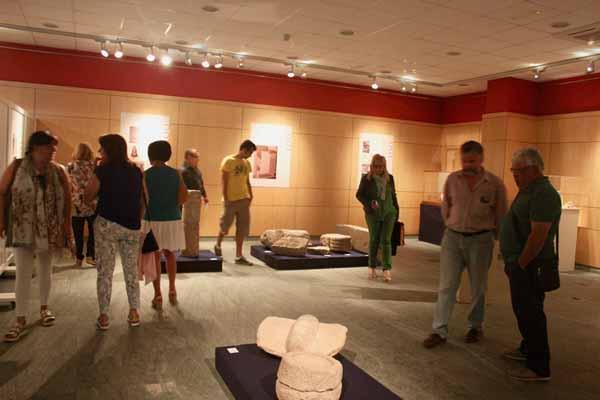 Infominho - Máis de 500 persoas xa visitaron a exposición  -Viaxando pola historia, cen anos do MASAT- - INFOMIÑO - Informacion y noticias del Baixo Miño y Alrededores.