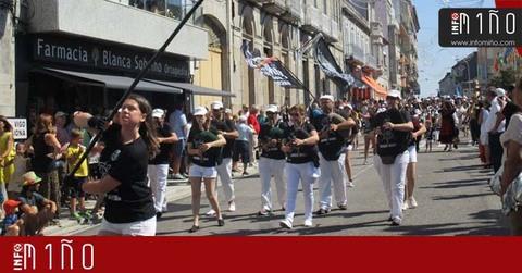Infominho - Especial - Desfile tradicional de bandas y Día grande de las Fiestas del Monte 2017 - INFOMIÑO - Informacion y noticias del Baixo Miño y Alrededores.