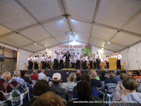 Infominho - O Rosal acolle o XXVIII Festival de Músicos Xoves  - INFOMIÑO - Informacion y noticias del Baixo Miño y Alrededores.