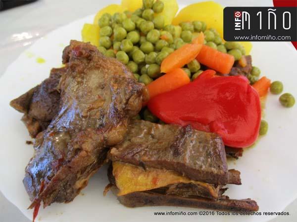 Infominho -  A XIV Festa da Carne do Potro chega a Torroña(Oia) este domingo - INFOMIÑO - Informacion y noticias del Baixo Miño y Alrededores.