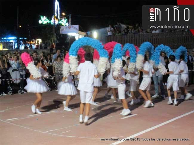 Infominho - Festas na honra da Virxe da Peregrina do 25 ó 27 de agosto en Estás(Tomiño) - INFOMIÑO - Informacion y noticias del Baixo Miño y Alrededores.