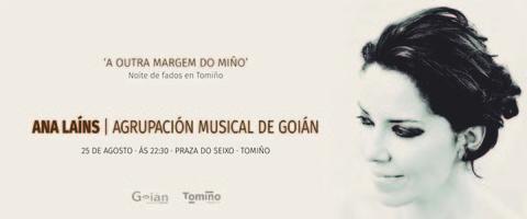 Infominho - Noite de música transfronteiriza en Tomiño con Ana Laíns e a banda de Goián - INFOMIÑO - Informacion y noticias del Baixo Miño y Alrededores.