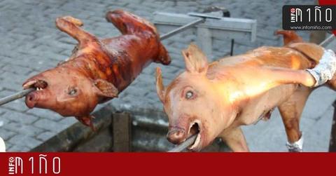 Infominho - Porco no espeto este domingo en Figueiró(Tomiño) - INFOMIÑO - Informacion y noticias del Baixo Miño y Alrededores.
