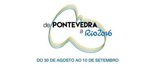 Infominho - Chega á Guarda a exposición da Deputación sobre o deporte olímpico e paralímpico -de Pontevedra a Río 2016- - INFOMIÑO - Informacion y noticias del Baixo Miño y Alrededores.