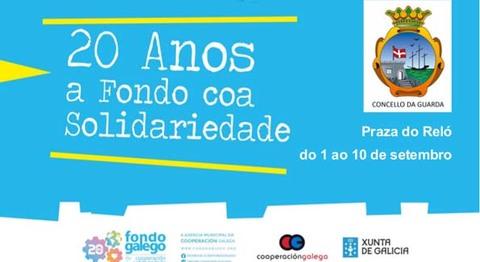 Infominho - A exposición conmemorativa dos 20 anos do Fondo Galego de Cooperación chega á Guarda - INFOMIÑO - Informacion y noticias del Baixo Miño y Alrededores.