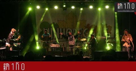 Infominho - Especial - Goián volvió a ser un año más la capital de la música Reggae - INFOMIÑO - Informacion y noticias del Baixo Miño y Alrededores.