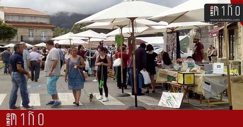 Infominho - Especial - Acor organizó en O Rosal una Feria de Oportunidades - INFOMIÑO - Informacion y noticias del Baixo Miño y Alrededores.