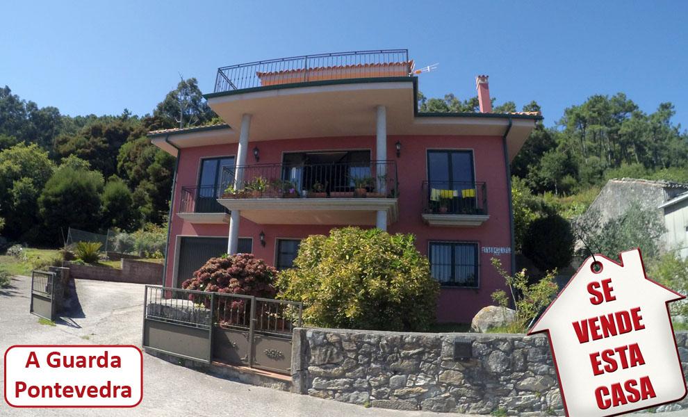 Infominho - Se vende vivienda en Camposancos - A Guarda - INFOMIÑO - Informacion y noticias del Baixo Miño y Alrededores.